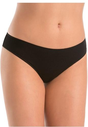 Teyli black Women's Panties Elisa Black 7943CUSD7FEC4FGS_1