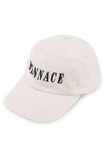 Mennace beige Baseball Cap 56907AC1976CFDGS_1
