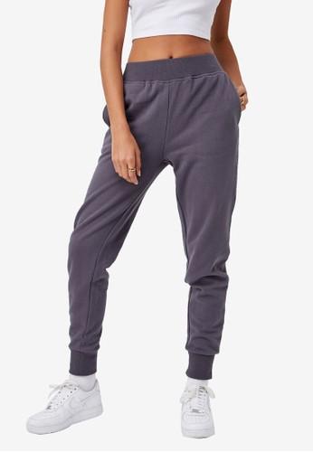Supre grey Erica Slim Fit Sweatpants 6EA05AAA24D9FEGS_1