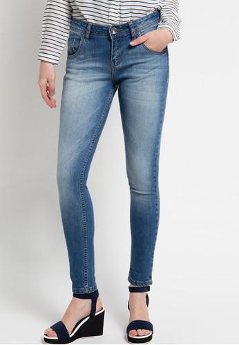 DocDenim blue Ladies Nairobi Ripped Jeans DO336AA84LRNID_1