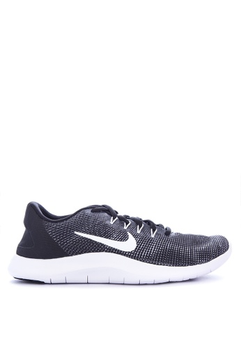 Nike black Nike Flex RN 2018 Running Shoes E332CSH86705BAGS_1