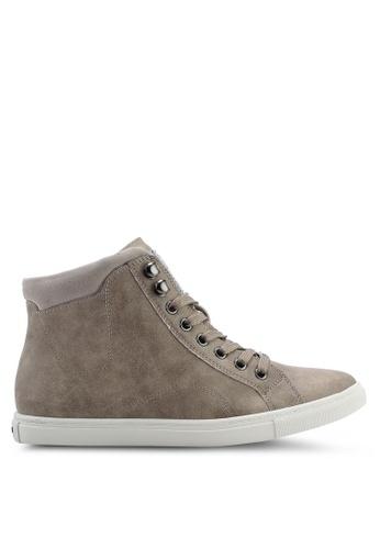 Keddo 灰色 Ada Ankle 運動鞋 0ECB5SHA2683DFGS_1