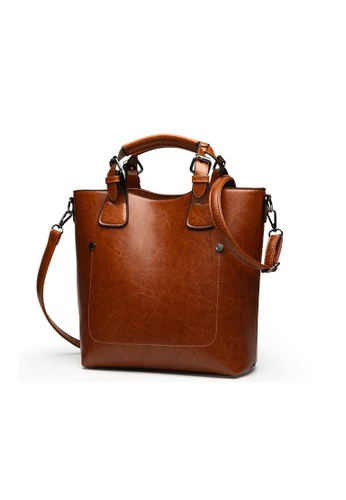 75901760263d Buy Lara Women s Simple Hand Bag Online on ZALORA Singapore