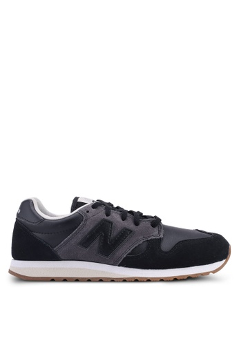New Balance black 520 Lifestyle Shoes FF378SH740B9AAGS_1