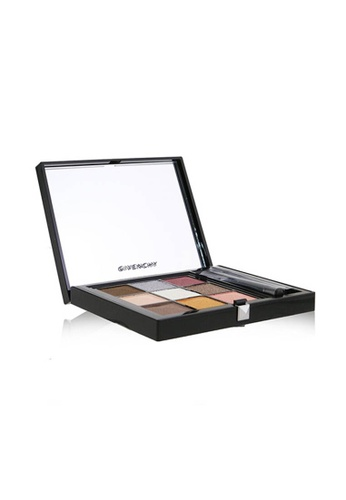 GIVENCHY GIVENCHY - Le 9 De Givenchy Multi Finish Eyeshadows Palette (9x Eyeshadow) - # LE 9.01 8g/0.28oz 233D2BE7835D1BGS_1