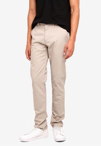 Cotton On 多色 休閒修身長褲 F583EAAC547D4DGS_1