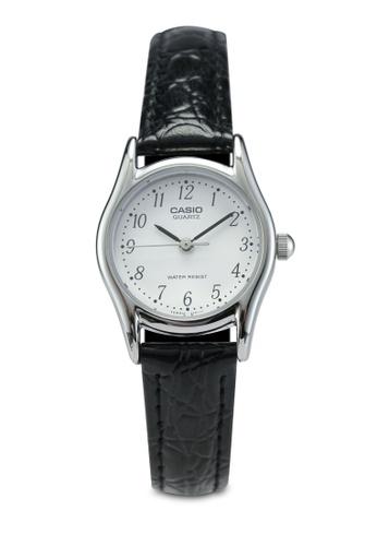 Casio black Casio LTP-1094E-7BRDF Watch D79C7ACDD5414BGS_1