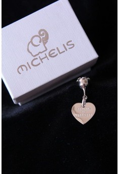 Michelis Lily of the valley Double Pendant