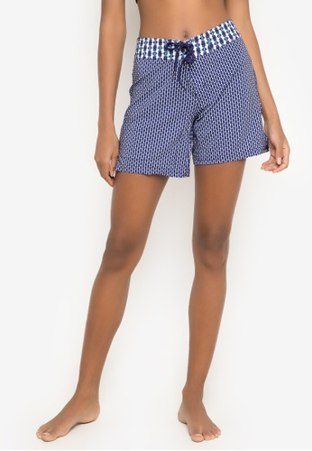 prAna blue Makenna Boardshort PR237US0JFMMPH_1