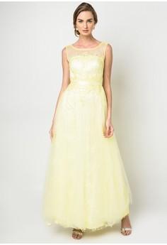 Chantrea Dress