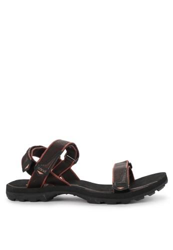 CARVIL black and multi Sandal Sponge Gunung Man Vero Gm 6F213SH140F336GS_1