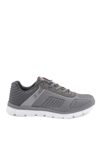Stanz grey Stanz Lo Cut Shoe Lace 847-087 A93C0SH1F82C89GS_1