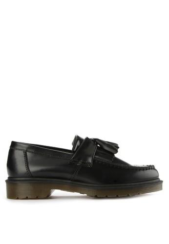 3938fbb06b5 Dr. Martens black Adrian Tassel Loafer DR086SH0V044ID 1