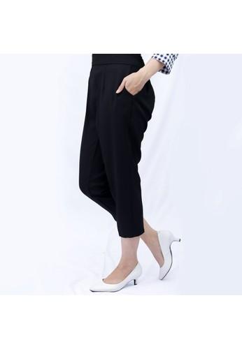 Floe Fashion black Celana Panjang Wanita Floe Fashion - Harvey Pant Black 2584DAA9F06A98GS_1