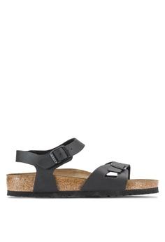 9e7b0674e737a8 Birkenstock black Rio Sandals BI090SH36CSDMY 1