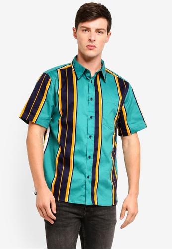 Factorie 多色 Short Sleeve Oversized Shirt 2FE33AAAE7E192GS_1