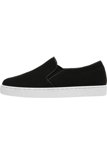 paperplanes Paperplanes-1373 Fabric Tall Up Casual Slip-Ons Shoes US Women Size PA110SH76AFFHK_1