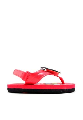 Tsum Tsum red Tsum Tsum Sandals 58928KSA0188B4GS_1
