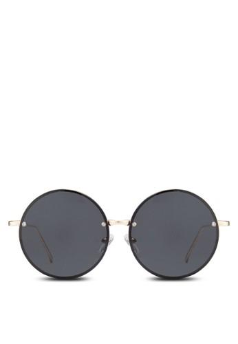 JPJLC097 圓框太陽眼鏡, 飾esprit官網品配件, 飾品配件