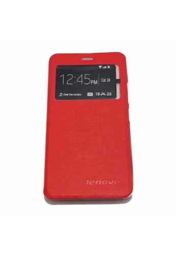 sale retailer 7625e bb4cf Leather Flip Cover for Lenovo K4 Note (A7010)