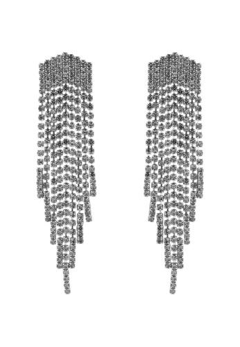 Pieces silver Rasha Earrings 36223AC4703230GS_1