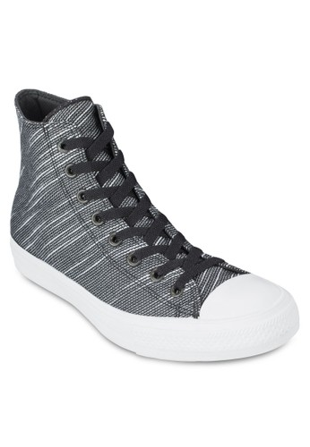 Chuck Taylor All Staresprit outlet II Lunarlon 泡棉印花高筒帆布鞋, 女鞋, 鞋