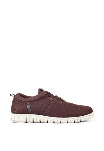 Navara brown Powell Brown Sneakers FFCF6SH9E6438DGS_1