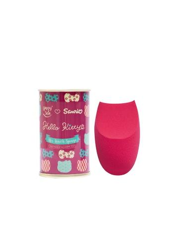 Happy Skin red Sanrio Air Touch Sponge 3-Way Makeup Blending Tool HA428BE0J5R0PH_1