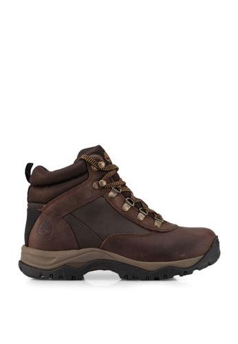 Timberland brown Keele Ridge Waterproof Mid Hiker 4761FSH85193C6GS_1