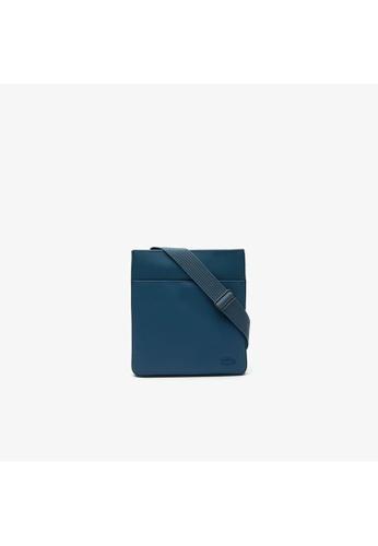 Lacoste blue Lacoste Men's Classic Petit Piqué Flat Bag-NH2850HC 69668ACBE612D8GS_1