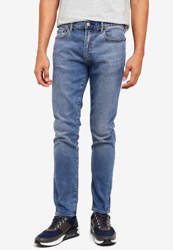 GAP blue Skinny Soft Wear Jeans 2DB9FAA81C3CCAGS_1