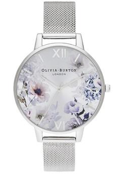 d5dac8d576b Olivia Burton silver Olivia Burton Sunlight Florals Silver Women s Watch  (OB16EG117) 564A4ACFDC84F9GS 1