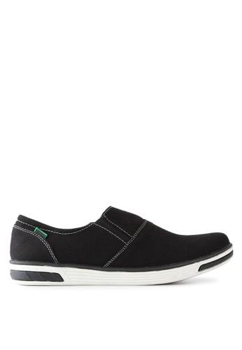 Sneakers Shoes black Tizi Slip On SN532SH34ATXID_1