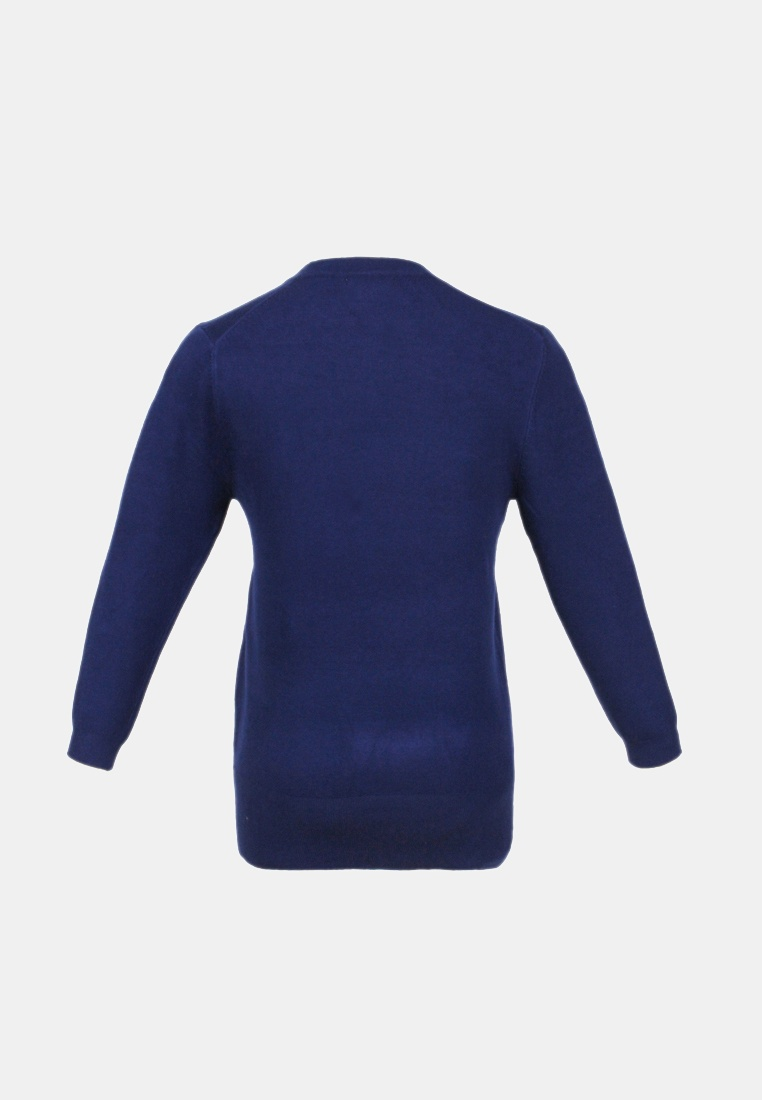 Rag Knit Navy Crew London Sweater Neck fqPFxF