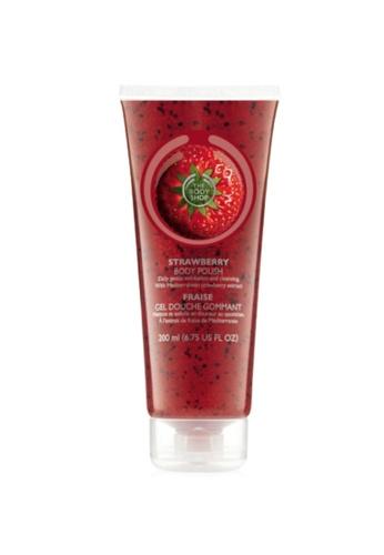 The Body Shop Strawberry Body Polish TH455BE97YGKMY_1