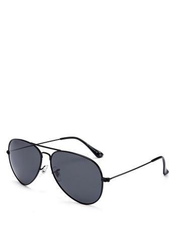 1877ab2ff1 Shop Privé Revaux The Commando Sunglasses Online on ZALORA Philippines