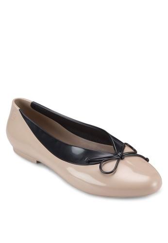Just Dance 蝴蝶結平底鞋, esprit服飾女鞋, 鞋