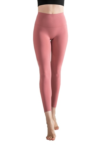 HAPPY FRIDAYS Nude Sport Tights(No front crotch  line) QF2166 7D5ADAAB2071F8GS_1