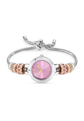 Morellato silver Drops Quartz Watch R0153122550 Silver Metal Strap 02BB5ACDFFE4F0GS_1