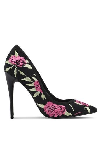 ALDO black Gosney Heeled Shoes 343C8SHF072CD8GS_1