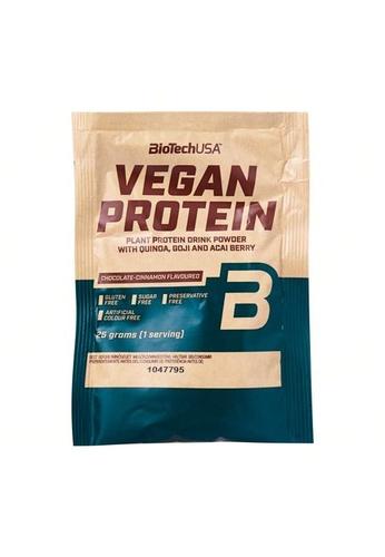 BioTechUSA [Bundle of 3] Vegan Protein Sachet - Chocolate Cinnamon 3DF31ES22233C1GS_1