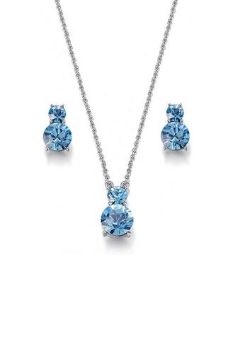 ADORA blue Swarovski Light Blue Set 37275AC975FE0CGS_1