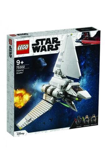 LEGO® multi Star Wars™ 75302 Imperial Shuttle™, Age 9+, Building Blocks, 2021 (660pcs) E9F79KC435566BGS_1