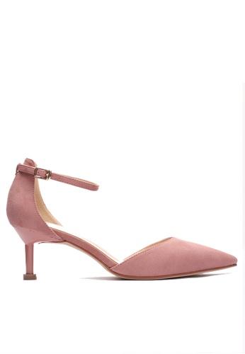 Twenty Eight Shoes 繞踝帶幼踭鞋196-1 FA909SH63EC7EFGS_1