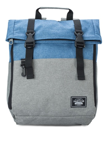 Chocollection multi Ladder Backpack CH825AC04GULHK_1
