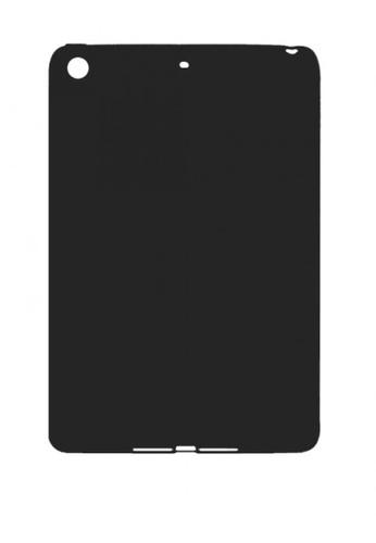 MobileHub black iPad Mini 1/ 2/ 3 Silicone Cover Soft Case Rubberized Finish CFEBCAC8F438A6GS_1