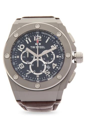 TW Steel brown CE4014 CEO Tech Analog Watch TW310AC0KMBFPH_1