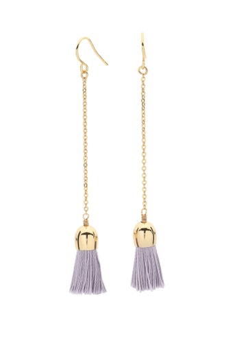 Dear Addison gold Candytuft Earrings 082CEACF858C06GS_1