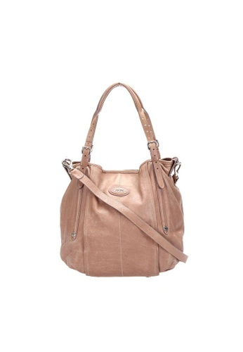 Tod's brown Pre-Loved tods Tods 2WAY shoulder bag FC10AAC8F51609GS_1