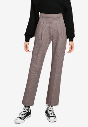 LOWRYS FARM multi Classic Pleated Front Pants 80B00AA5C02F5EGS_1
